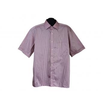 Рубашка мужская в полоску BLACK LINE ETERNA, XL