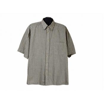 Рубашка мужская в клетку ROSS RIVER, 3XL