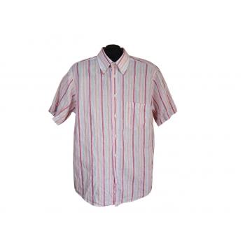Рубашка мужская льняная CREAZIONI ALESSANDRO, L