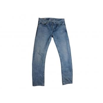 Джинсы голубые мужские DRESSMANN W 32 L 32