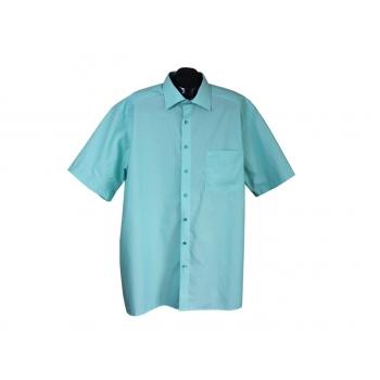Рубашка мужская зеленая LUXOR OLYMP COMFORT FIT, XXL