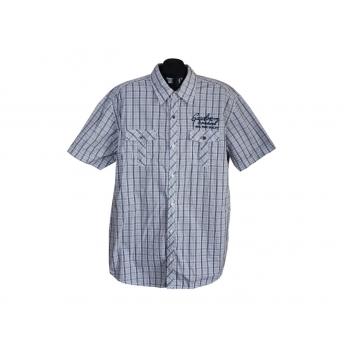 Рубашка мужская в клетку MIDTOWN S.OLIVER, XL