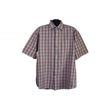 Рубашка мужская в клетку BEXLEYS MAN, XXL