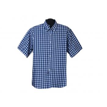 Рубашка мужская в клетку GENTERLINE MEN, XL