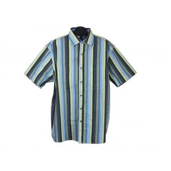 Рубашка мужская в полоску BIAGGINI, XXL