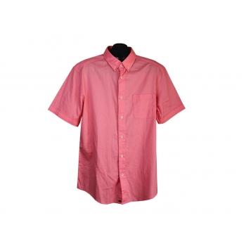 Рубашка мужская коралловая SLIM FIT ORIGINAL ESPRIT, L