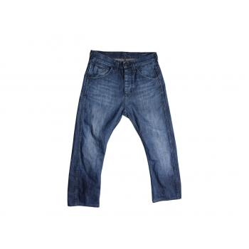 Джинсы мужские синие WRANGLER W 32 L 30