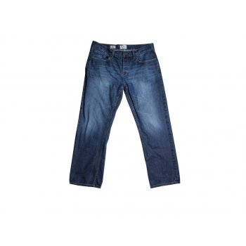 Джинсы мужские синие PEACOCKS W 38 L 32