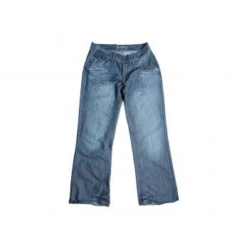 Джинсы женские широкие клеш BENCH, XL