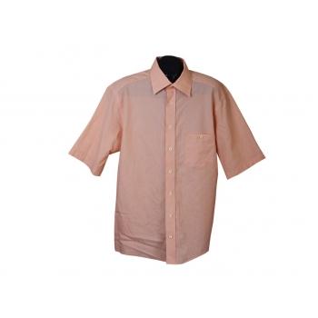 Рубашка мужская персиковая CASA MODA, XL
