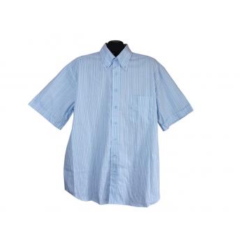 Рубашка мужская в полоску CAFE COTON, XXL