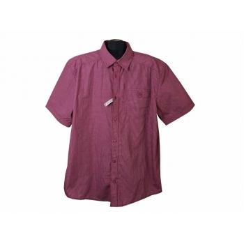 Рубашка мужская в клетку FOR FRIENDS DENIM, XXL