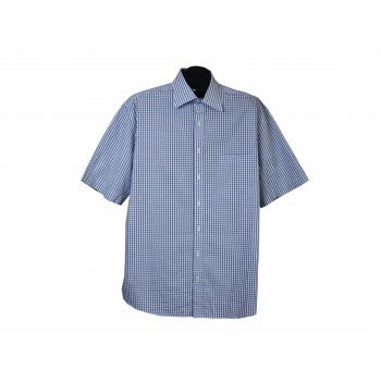 Рубашка мужская в клетку GILBERTO CLASSIC FIT, XXL