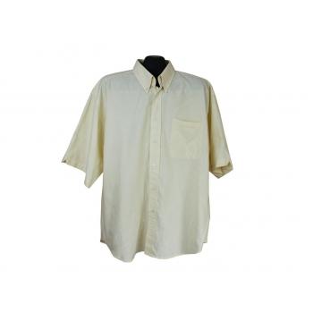 Рубашка мужская желтая BEN SHERMAN, XXL