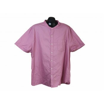 Рубашка мужская без воротника EASY, XXL