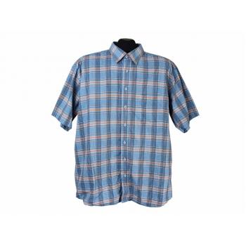 Рубашка мужская в клетку MORGAN, XL