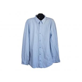 Рубашка в полоску мужская BEN STONE, XL