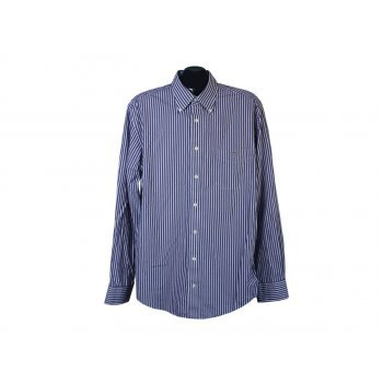 Рубашка в полоску мужская E-Z FIT GANT, L