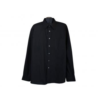 Рубашка мужская черная TAILORING MARKS & SPENCER, 3XL