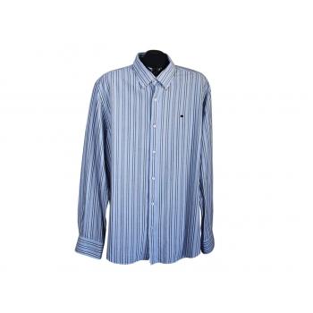 Мужская рубашка в полоску STATE OF ART, XL