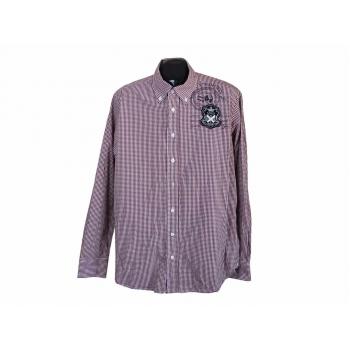 Рубашка в клетку мужская SYLT BASEFIELD, L
