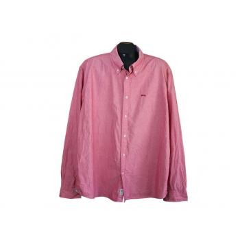 Рубашка мужская красная McGREGOR, XXL