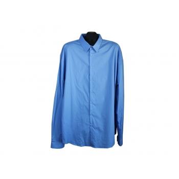 Рубашка мужская синяя COMFORT FIT IVEO, XXL