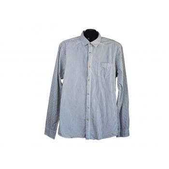Рубашка в полоску мужская SPRINGFIELD, L