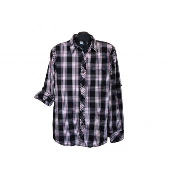 Рубашка в клетку мужская PEPE JEANS, L