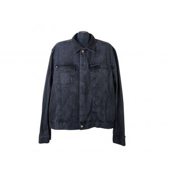 Куртка джинсовая мужская серая H&M, XL