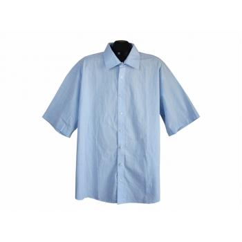 Рубашка мужская голубая ANGELO LITRICO, 3XL