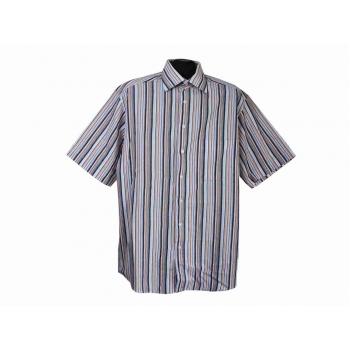 Рубашка мужская в полоску JUST COLVINO, XL