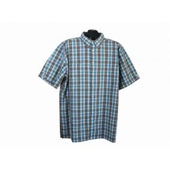 Рубашка мужская в клетку CANDA, XXL