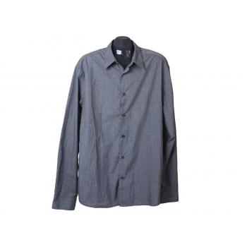 Рубашка серая мужская H&M, XL