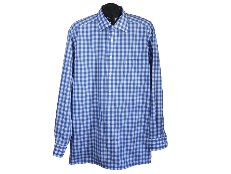 18df126645397d6 Рубашка Б/У MODERN FIT мужская с длинным рукавом XL, LUXOR OLYMP ...