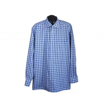 Рубашка мужская в клетку MODERN FIT LUXOR OLYMP, XL