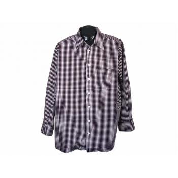 Рубашка в клетку мужская WALBUSCH EXTRAGLATT, XXL