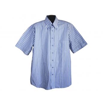 Рубашка в полоску мужская CAFE COTON, XXL