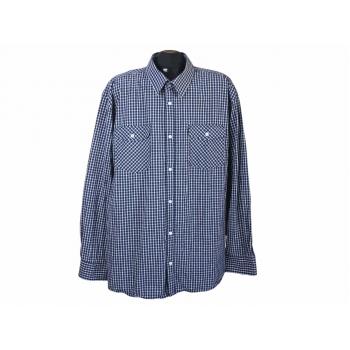 Рубашка в клетку мужская BON A PARTE, 3XL
