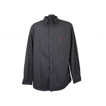 Рубашка мужская серая U.S. POLO ASSN, M