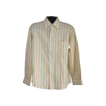 Рубашка льняная мужская WELLS & MOSS, L
