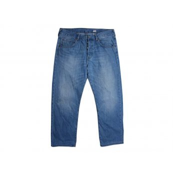 Джинсы мужские голубые H&M W 36 L 32