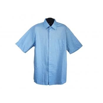 Рубашка мужская голубая CANDA, XL