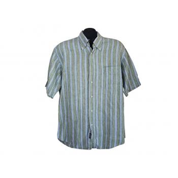 Рубашка из льна мужская McNEAL, L
