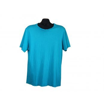 Футболка мужская голубая L.O.G.G. by H&M, L