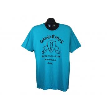 Футболка мужская голубая S.OLIVER, L