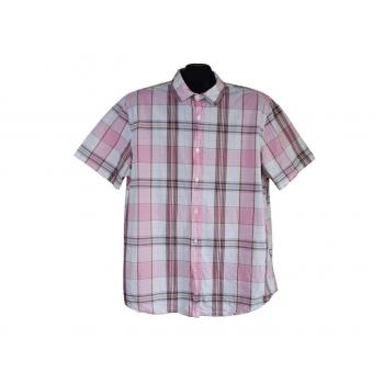 Рубашка мужская в клетку JASPER CONRAN JEANS, L