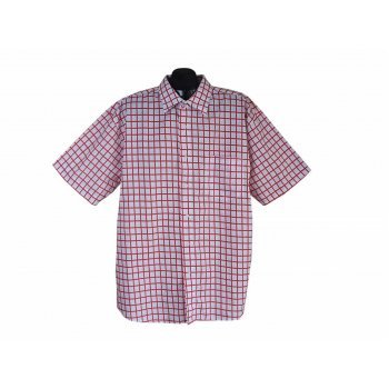 Рубашка мужская в клетку IDENTIC, XL