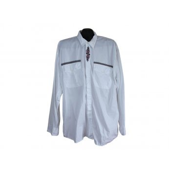 Рубашка мужская белая AVANTI, XXL