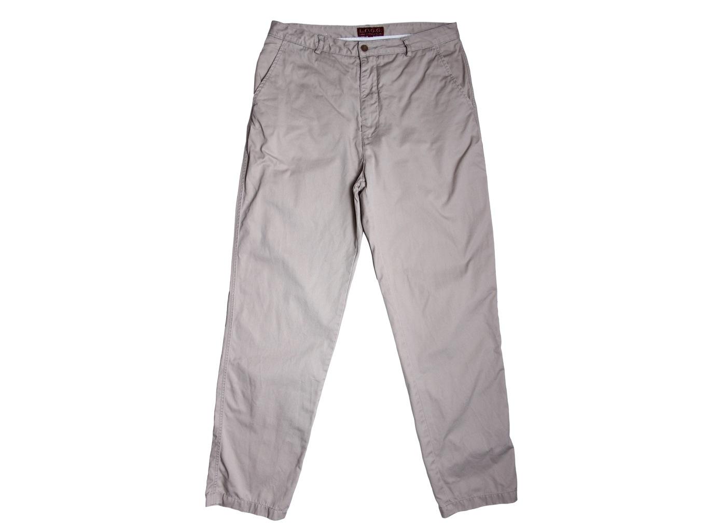 Мужские бежевые брюки чинос L.O.G.G by H&M W 32 L 33